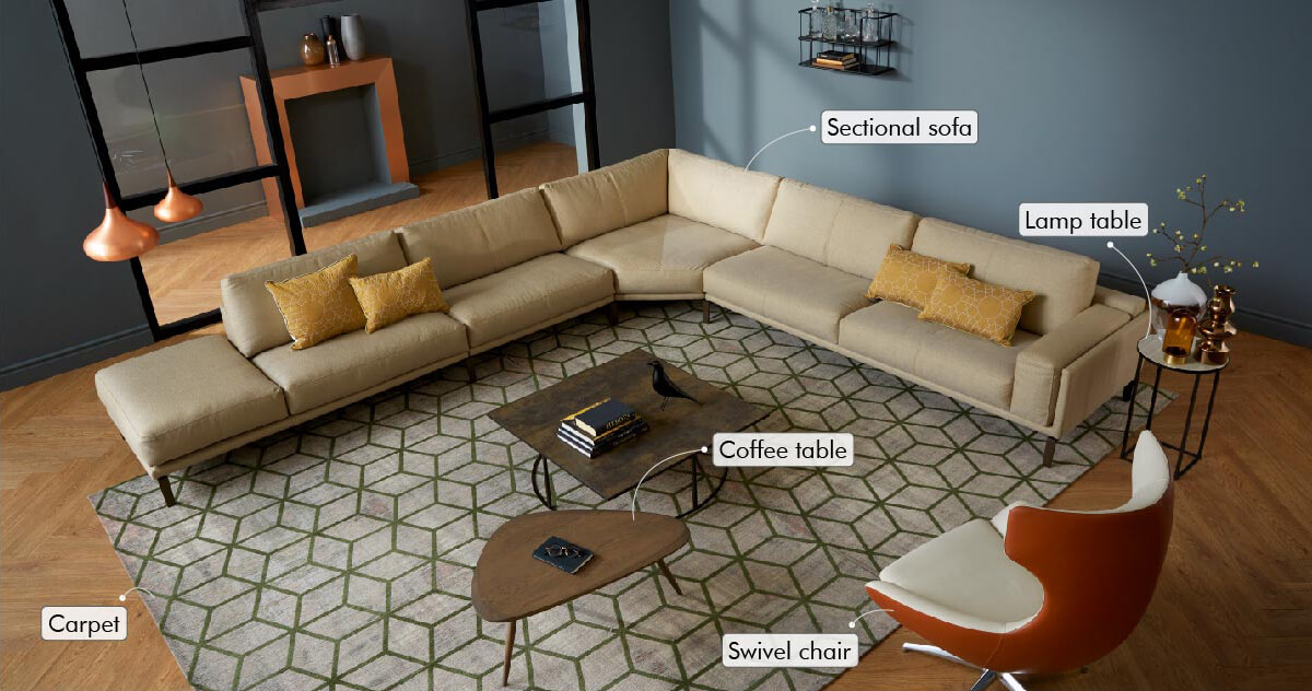 Leather Sofas & Couches