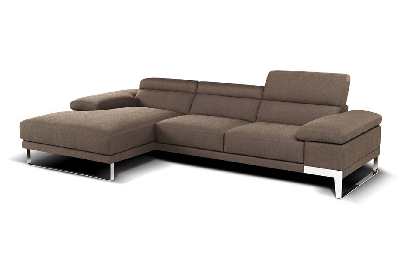 domus modern l shaped leather sofa designs pune chennai simply sofas. Black Bedroom Furniture Sets. Home Design Ideas