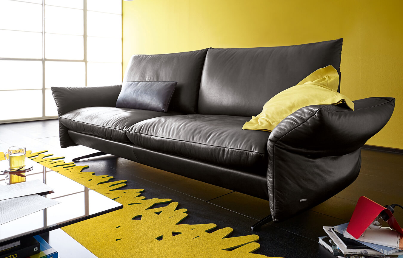 lungo koinor sofa and couches simplysofas. Black Bedroom Furniture Sets. Home Design Ideas