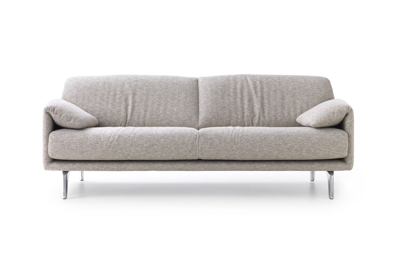 Malerisch 3 Er Sofa Dekoration Von Sofas & Couches | Leather & Fabric