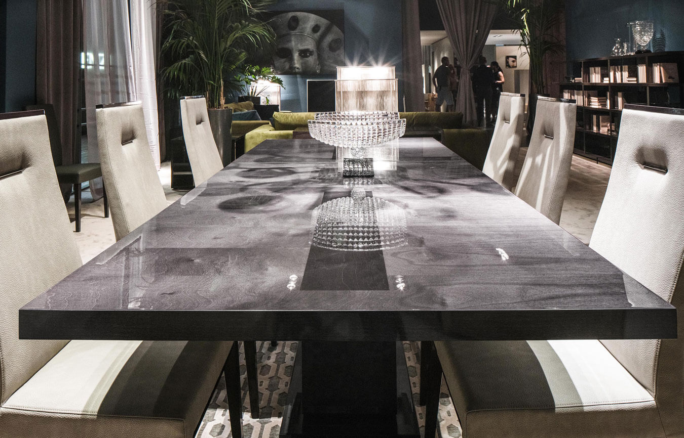 Heritage Italian Dining Table Alf Dining Table Glass