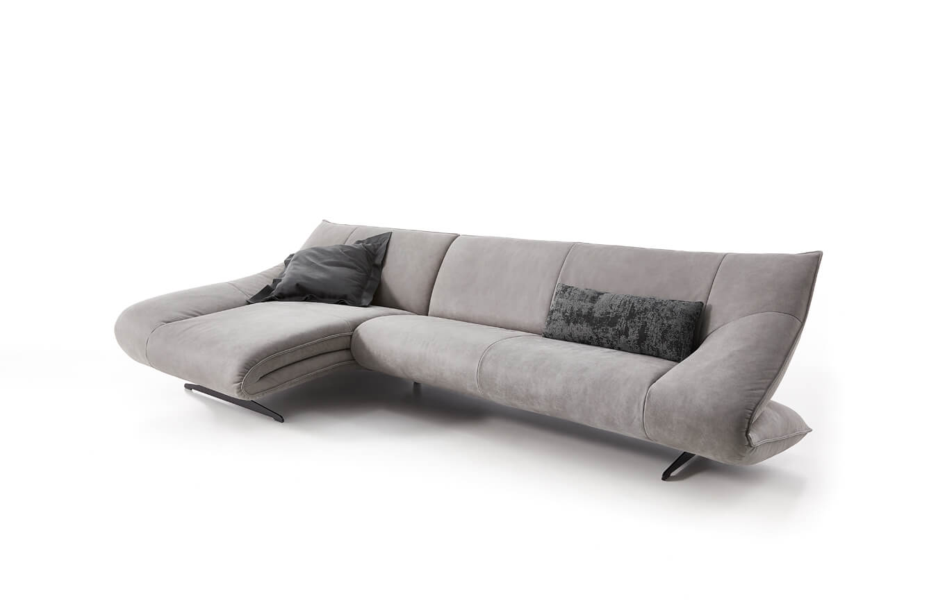 Mellow Sectional Sofa L Shaped By Koinor In Simplysofas